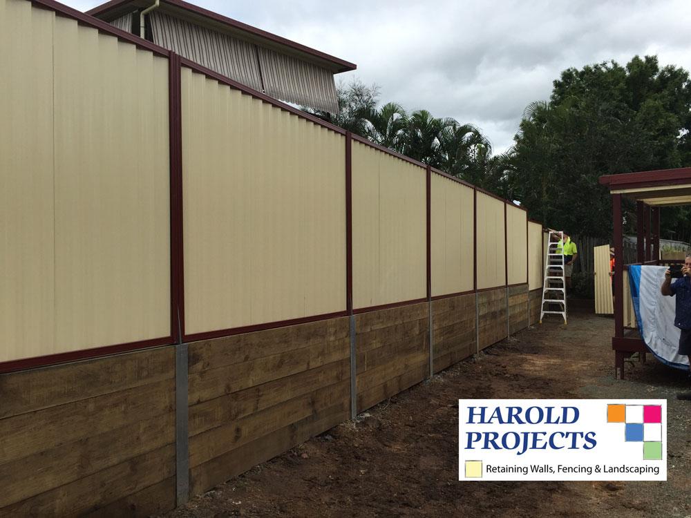 Retaining Walls Builder Contractor Brisbane Harold Projects