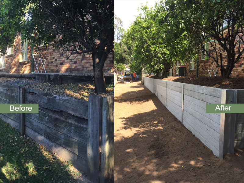 Fencing by Harold Projects Before & After